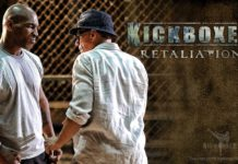 Mike Tyson faces off JCVD in Kickboxer: Retaliation movie
