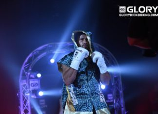 Kickboxing Glory 43 MSG results