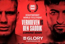 Kickboxing: Rico Verhoeven vs Jamal Ben Saddik booked for December in Holland
