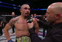 UFC 213: Whittaker defeats Romero, takes UFC title