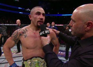 UFC 213: Whittaker defeats Romero, takes UFC title