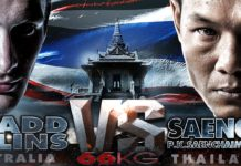 Muay Thai star Saenchai faces off Australian Chadd Collins at Thai Fight Yala