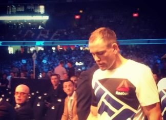 UFC expects first event at Perth Arena early 2018