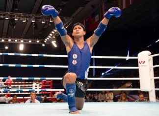 Muay Thai debuts at The World Games 2017
