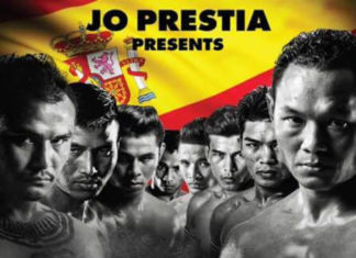 Thai Fight Barcelona fighters participants