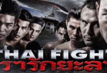 Muay Thai stars partake at Thai Fight: We Love Yala
