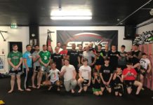 Carnage Muay Thai Seminar Derry, Northern Ireland