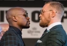 Floyd Mayweather vs Conor McGregor video final press conference