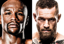 Floyd Mayweather vs Conor McGregor live at Event Cinemas Australia