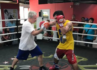 Roach wants Pacquiao rematch Horn, then retire