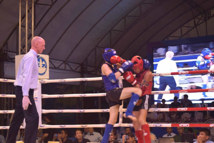 IFMA Muay Thai Youth World Championships Bangkok