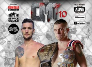 John Wayne Parr vs James Heelan