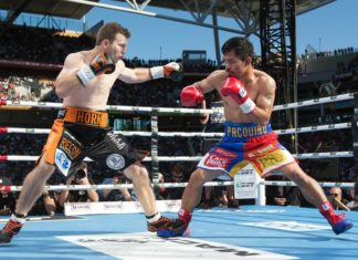 Boxing Jeff Horn vs Manny Pacquiao rematch