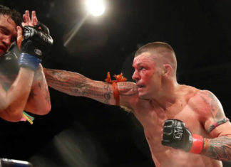 Caged Muay Thai John Wayne Parr vs James Heelan video highlight