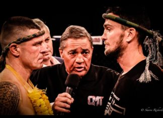 James Heelan calls out John Wayne Parr post their Caged Muay Thai fight