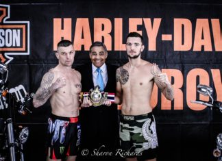 Results of Caged Muay Thai 10 Brisbane