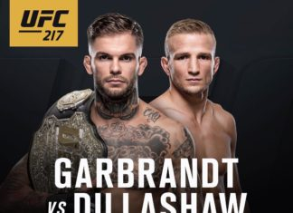 UFC 217 fight card update: Garbrandt vs Dillashaw added