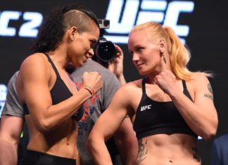 UFC 215 weigh-in results