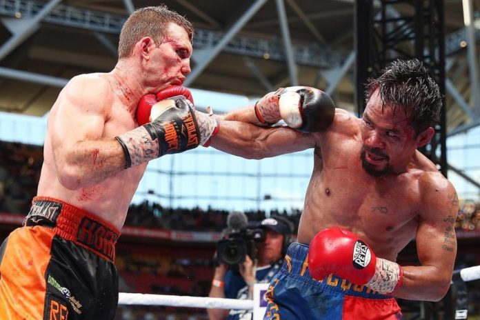 Manny Pacquiao vs Jeff Horn rematch cancelled