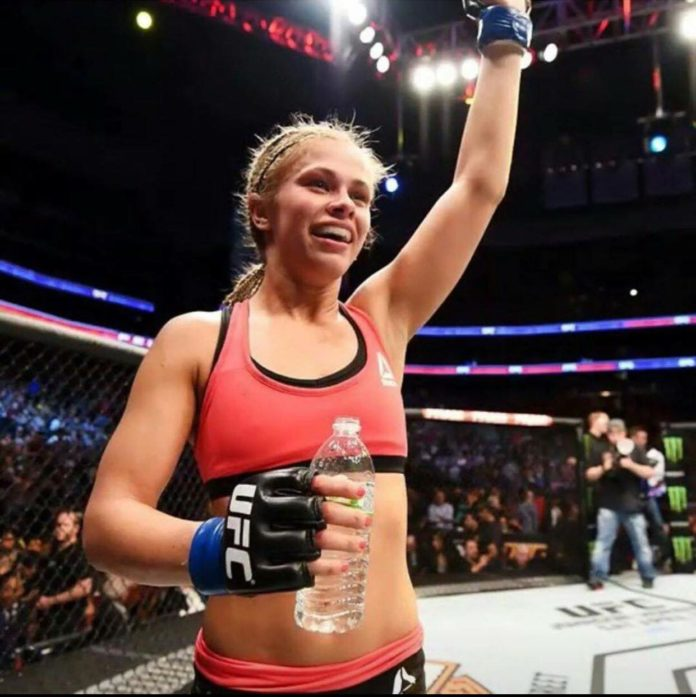 UFC 216 Paige VanZant vs Jessica Eye cancelled