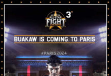 Buakaw Banchamek, All Star Fight 3 Paris Muay Thai