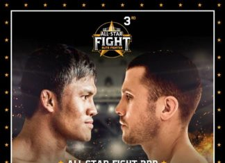 Muay Thai All Star Fight 3, Buakaw vs Pinca