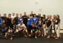 Muay Thai Carnage Seminar London, Canada