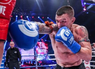 John Wayne Parr talks possibility of Giorgio Petrosyan fight at Bellator Kickboxing