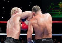 Muay Thai elbow, Nathan Carnage Corbett