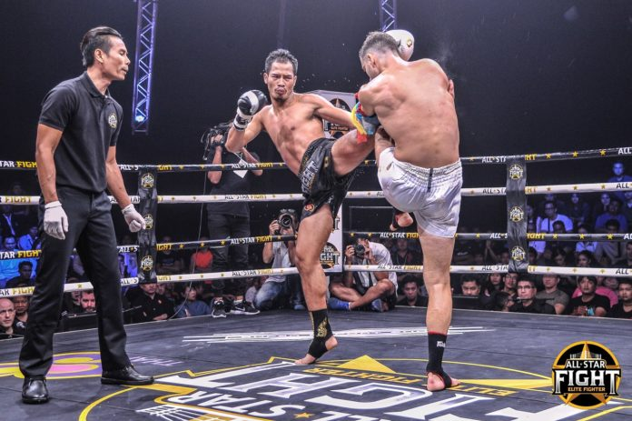 Muay Thai All Star Fight, Petmongkon Banchamek