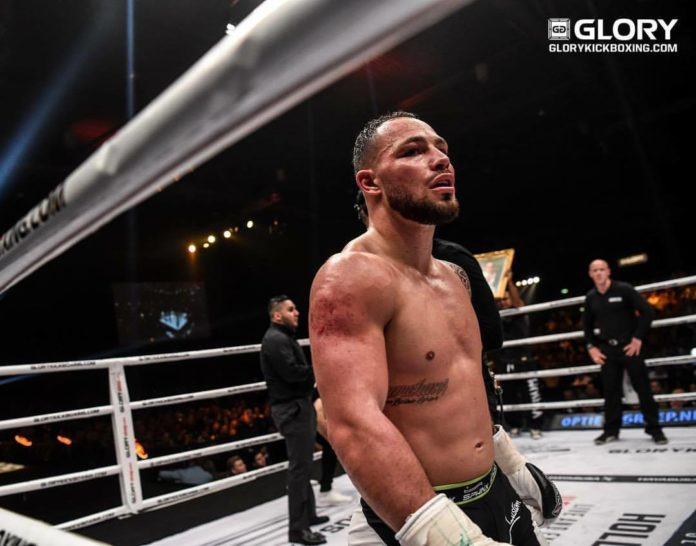 Robin van Roosmalen defends featherweight kickboxing title at Glory 45 Amsterdam - results