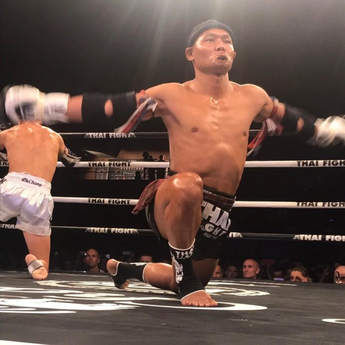 Saenchai, Muay Thai Fight Barcelona results