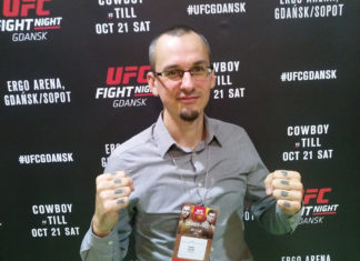 UFC Fight Night Gdansk, Don Roid