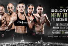 Kickboxing Glory 48 New York