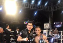 Saenchai, Khmer - Thai Fight