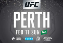 UFC Perth aims Georges St-Pierre vs Robert Whittaker