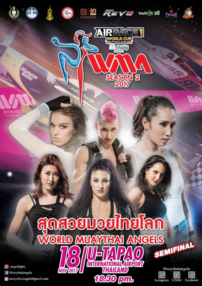 World Muay Thai Angels semifinals