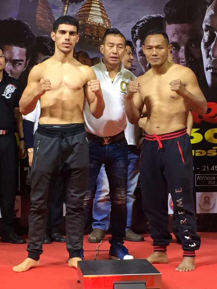 Thai Fight Chiang Mai: Saenchai vs Abdou Haddad