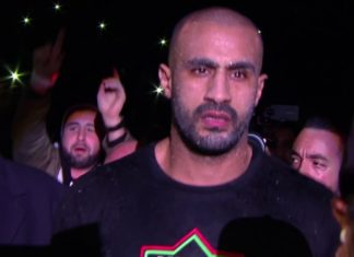 Badr Hari returns to kickboxing