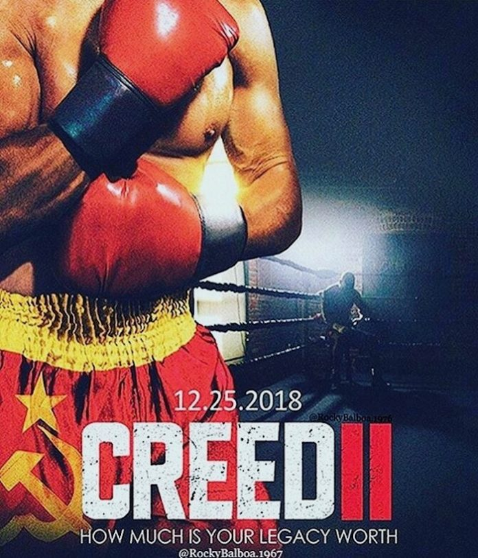 Creed 2 release date announced