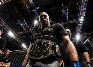 Georges St-Pierre out indefinitely
