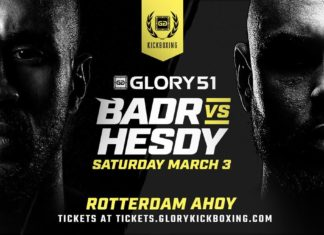 Badr Hari vs Hesdy Gerges rematch