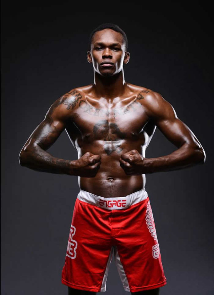 Israel Adesanya added to UFC 221 Perth
