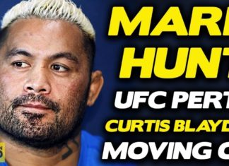 Mark Hunt appears on Submission Radio