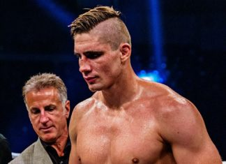 Rico Verhoeven defeats Jamal Ben Saddik at Glory Redemption