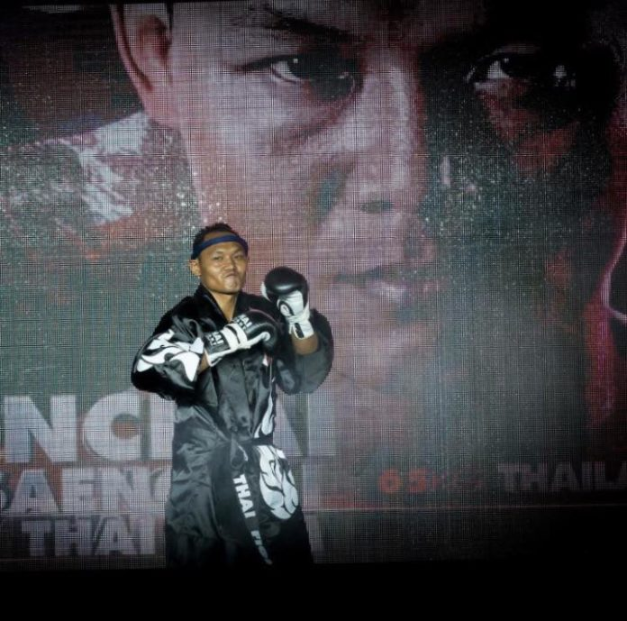Saenchai, Thai Fight Chiangmai results