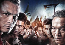 Thai Fight Bangkok poster