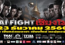 Thai Fight Chiang Mai