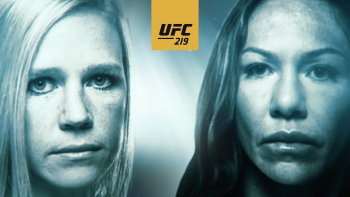 UFC 219 fight card update