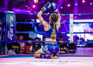 Muay Thai Angels results